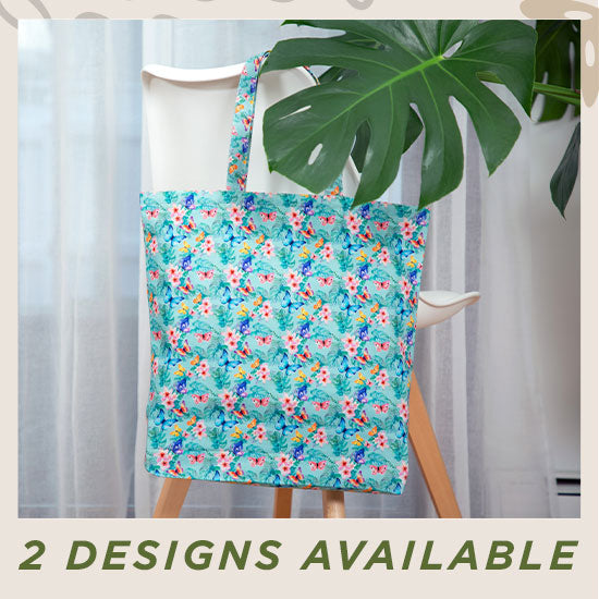Garden Friend Tote Bag - 2 Designs Available