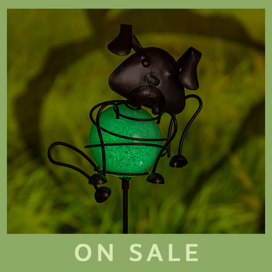 Glow in the Dark Pet Plant Pick - On Sale