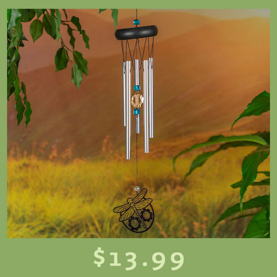 Dreamy Dragonfly Wind Chime - $13.99