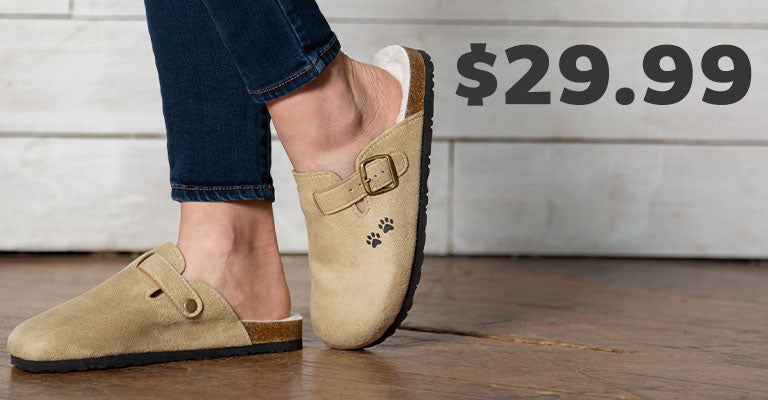 Northside® Paw Print Clogs | $29.99