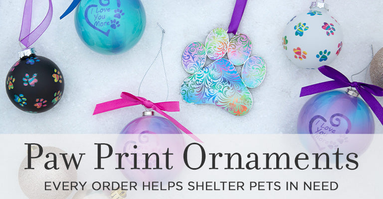 Ornaments | Every order helps shelter pets in need