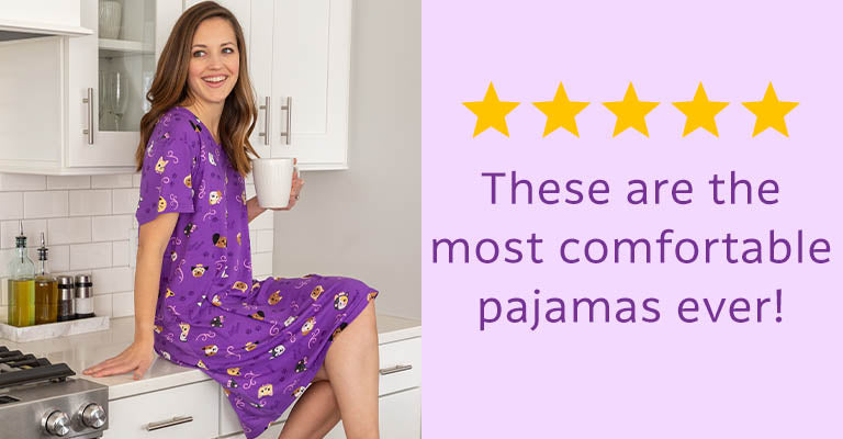 Pretty Pets Soft Touch Pajamas | ★★★★★
