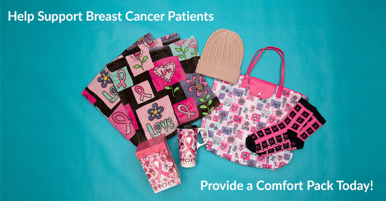 Comfort Pack for Breast Cancer Patients