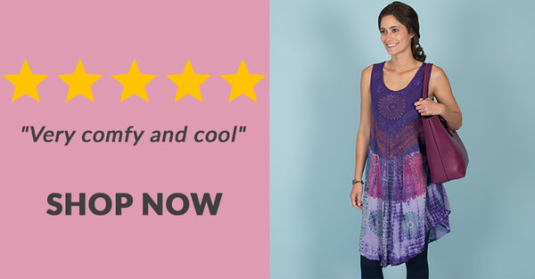 """Very comfy and cool"" 