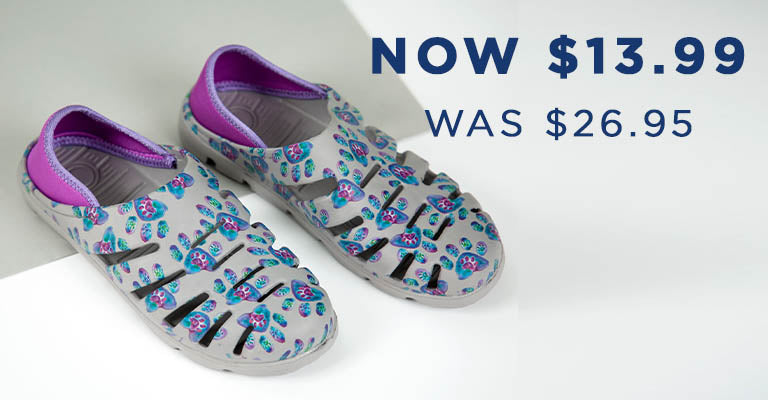 Ultralite™ Paw Sport Slip-On Shoes | Was $26.95 | Now $13.99