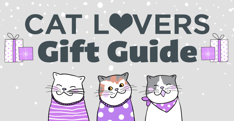 Cat Lovers Gift Guide
