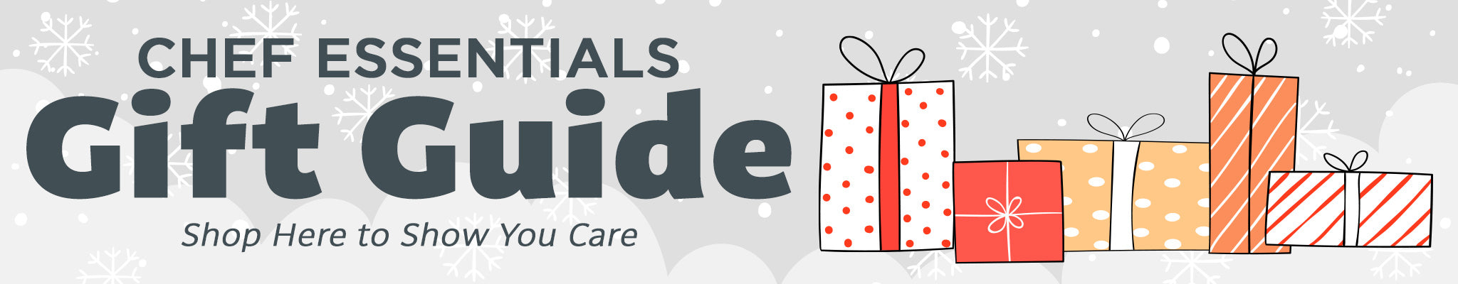 Chef Essentials Gift Guide | Shop Here to Show You Care