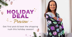 Holiday Deals Preview | Get first pick & beat the shipping rush this holiday season!