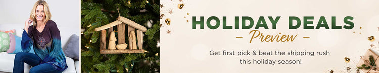 Holiday Deals Preview | Shop early for a stress-free holiday!