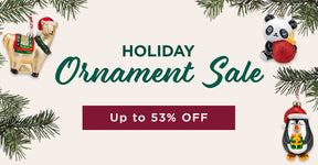 Holiday Ornament Sale | Up to 53% OFF