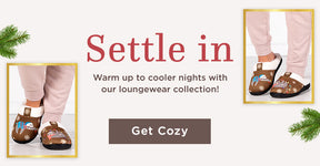 Settle In   Warm Up to Cooler Nights with Our Loungewear Collection!   Get Cozy