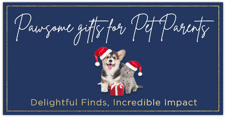 Pawsome gifts for pet parents | Delightful Finds, Incredible Impact