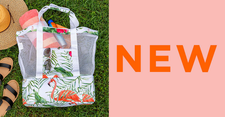 Flamingo Cooler Bag | New