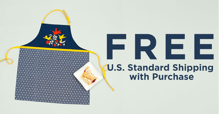 Cottage Kitchen Hummingbird Apron | FREE U.S. Standard Shipping with Purchase