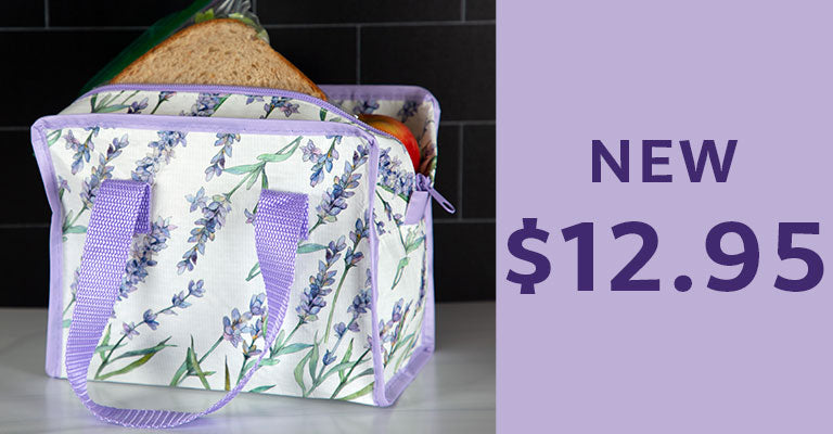 Botanical Lunch Bag | New | $12.95