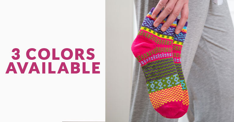 Northern Lights Slipper Socks | 3 Colors Available