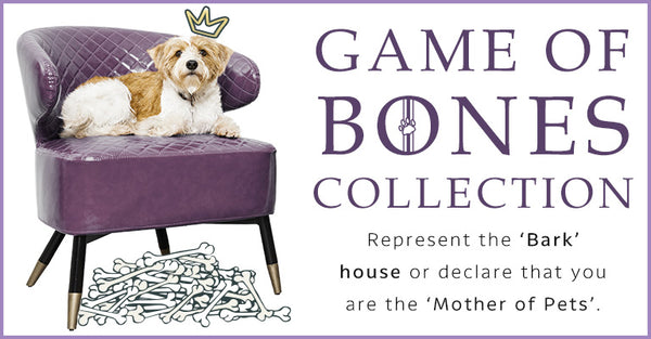 Shop the Game of Bones Collection!