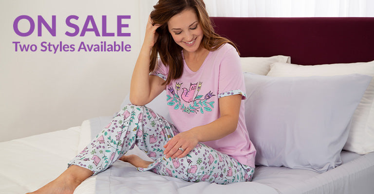 Pet in the Park Pajama Set | On Sale! | Two Styles Available