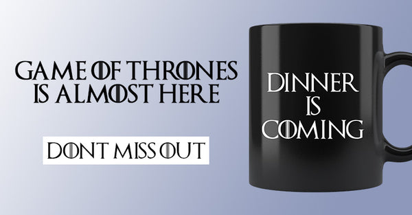 Game of Thrones is almost here. Are you ready?