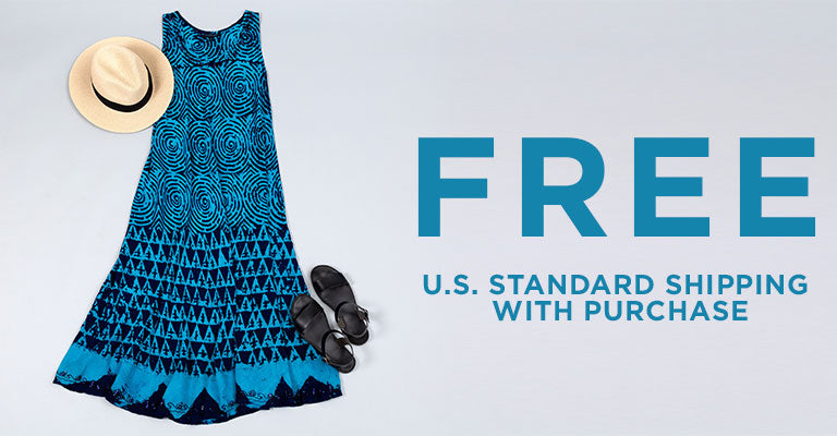 Blue Diamond Long Dress | FREE U.S. Standard Shipping with Purchase