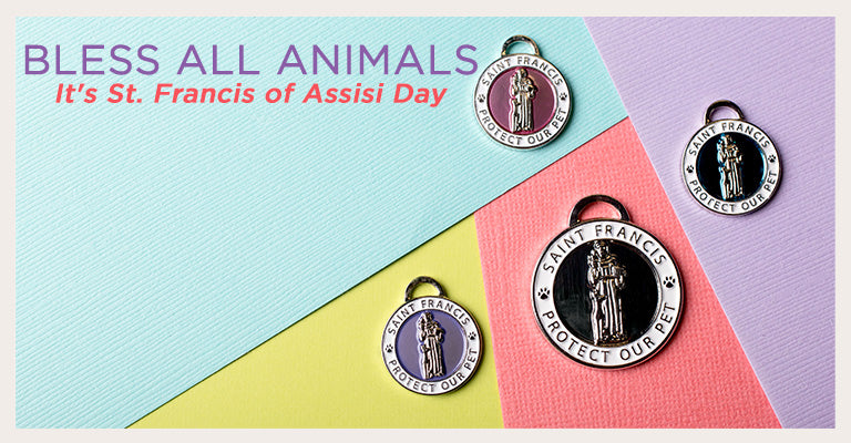 Bless All Animals | It's St. Francis of Assisi Day