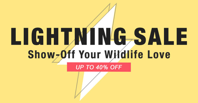 Lightning Sale - Wildlife Love