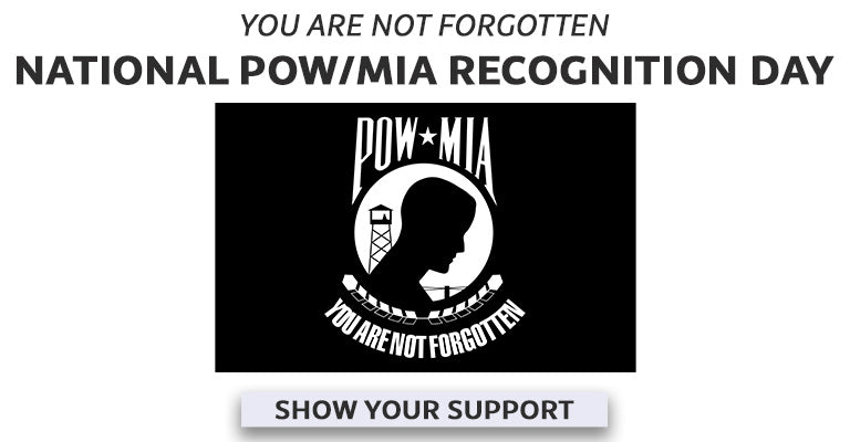 You Are Not Forgotten | National POW/MIA Recognition Day