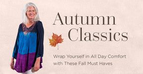 Autumn Classics | Wrap Yourself in All Day Comfort with These Fall Must Haves