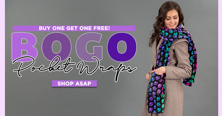 Buy One, Get One Free Pocket Wraps | Shop ASAP