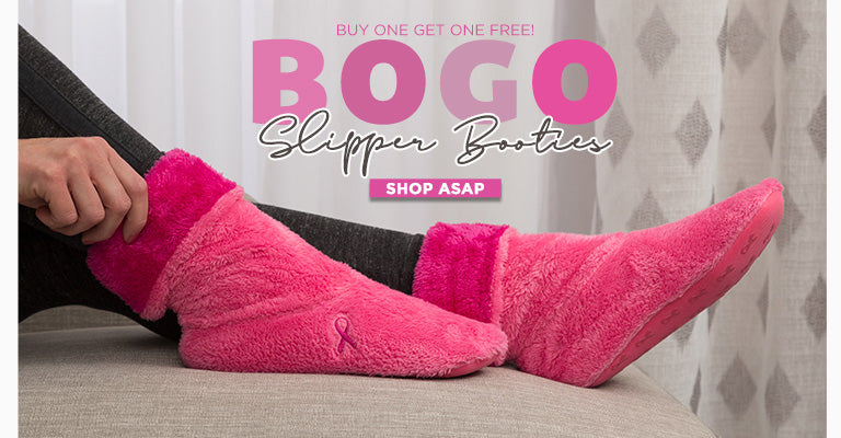Buy One, Get One FREE | Slipper Booties