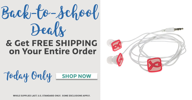 Back to School Supplies | Get Free Shipping On Your Entire Order!