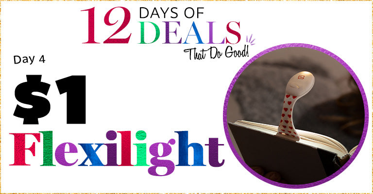 12 Days of Deals | Day 4 | $1 Flexilights