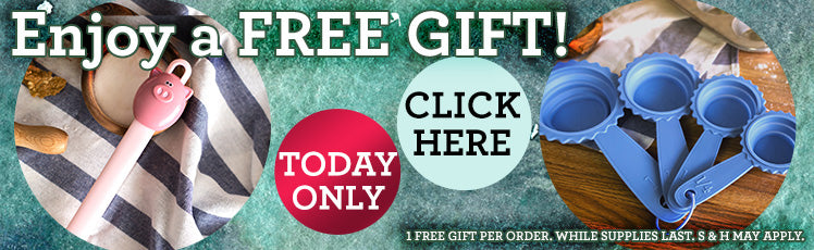Free Kitchen Accessory - Shop Now