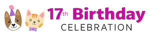 The Animal Rescue Site 17th Birthday Celebration