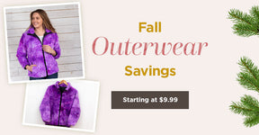 Fall Outerwear Savings   Includes gloves, boots and more!   Starting at $9.99