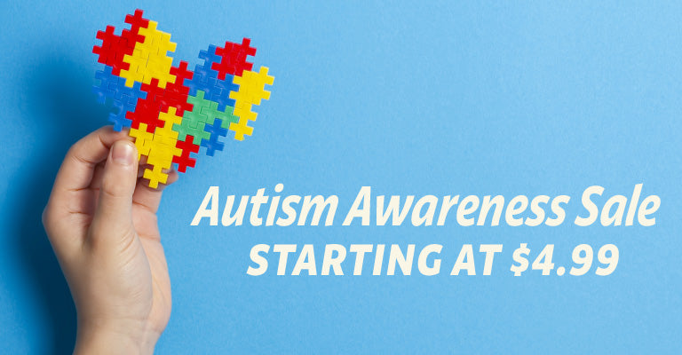 Autism Awareness Sale