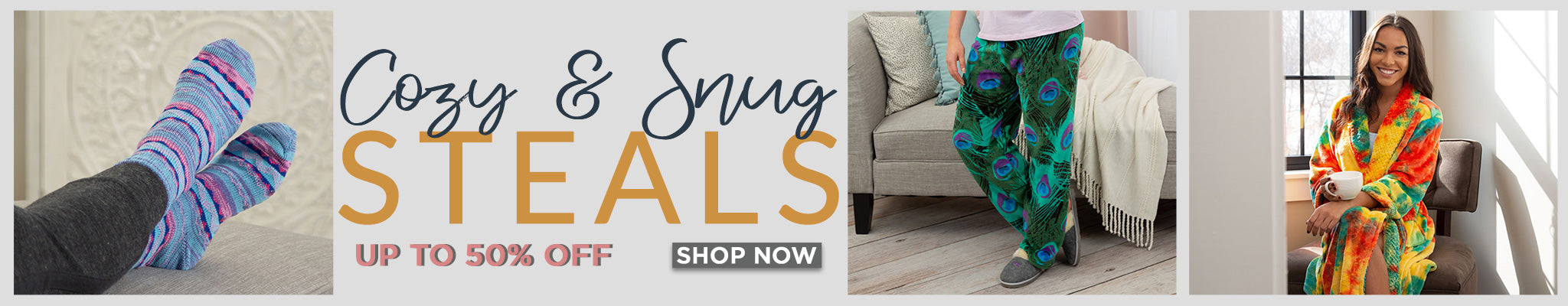 Cozy & Snug Steals
