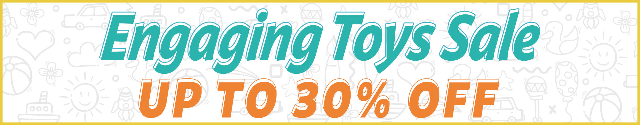 Engaging Toys Sale