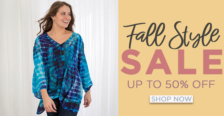 Fall Style Sale