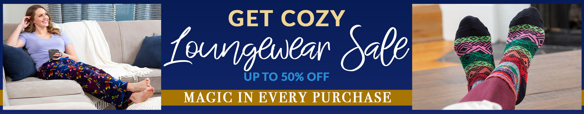 Get Cozy Loungewear Sale
