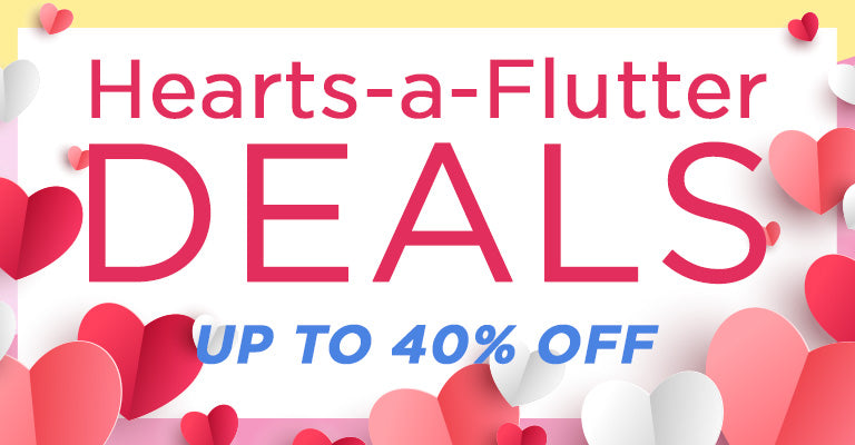 Hearts-a-Flutter Deals
