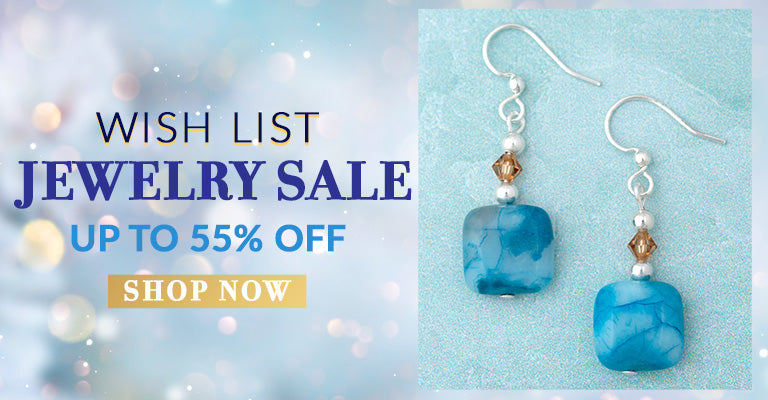 Wish List Jewelry Sale