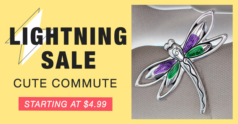 Lightning Sale - Cute Commute