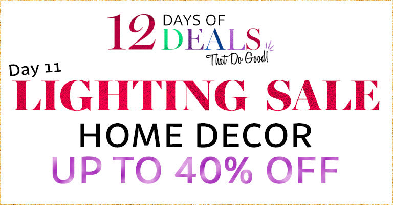 12 Days of Deals | Day 11 | LS - Home Decor