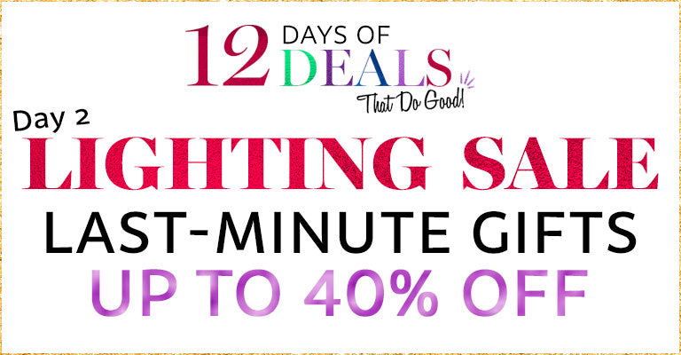 12 Days of Deals | Lightning Sale - Last Minute Gifts!