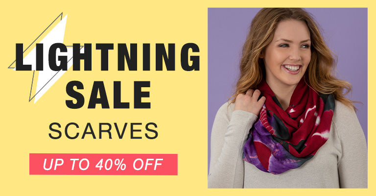 Lightning Sale - Scarves