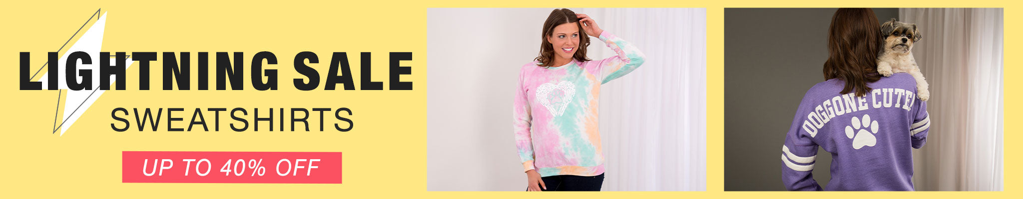 Sweatshirts Lightning Sale