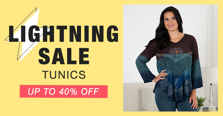 Lightning Sale - Tunics