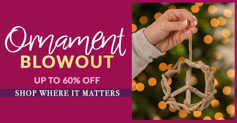 Ornament Blowout