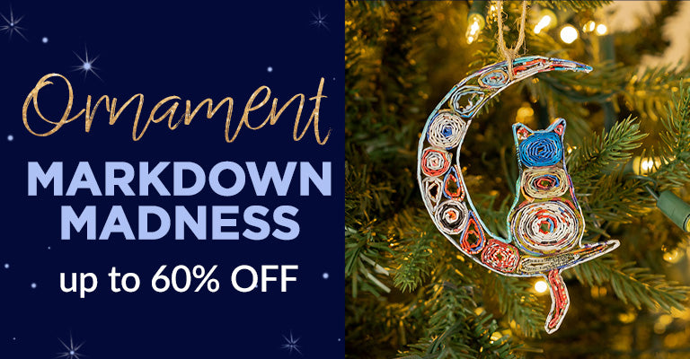 Ornament Markdown Madness | Up to 60% OFF